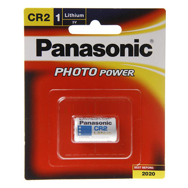 Pin Panasonic CR2 3v